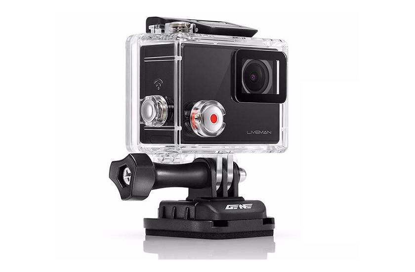 LeEco анонсировала первую экшн-камеру Liveman C1
