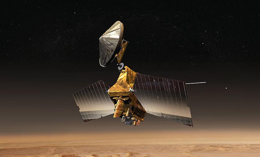 Изснимков наилучших марсианских видов создали видео