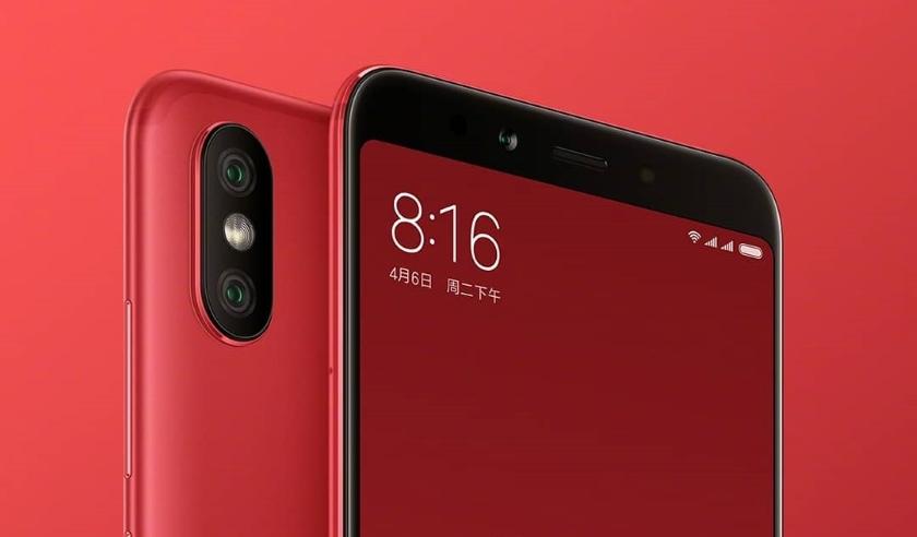 За день до анонса в сети появились «живые» фотографии Xiaomi Mi 6X