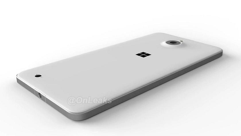 Предположительные рендеры Lumia 850 появились в сети