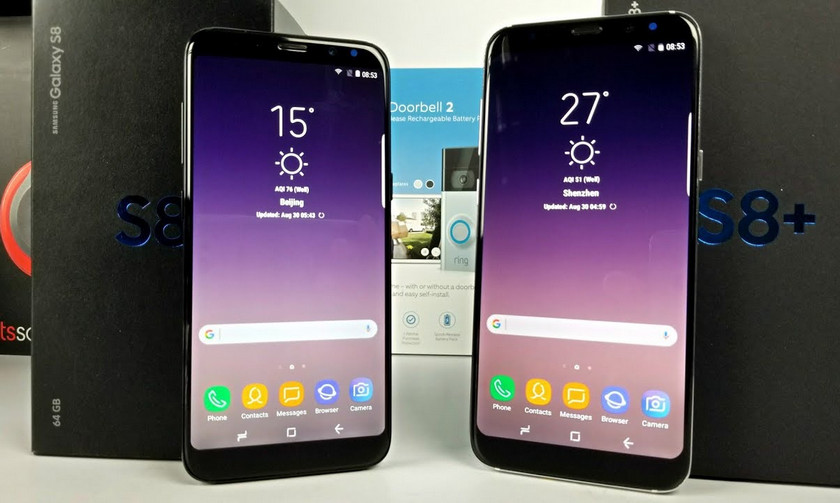 AnTuTu named the most copied smartphones in 2017. Leader - Galaxy S7