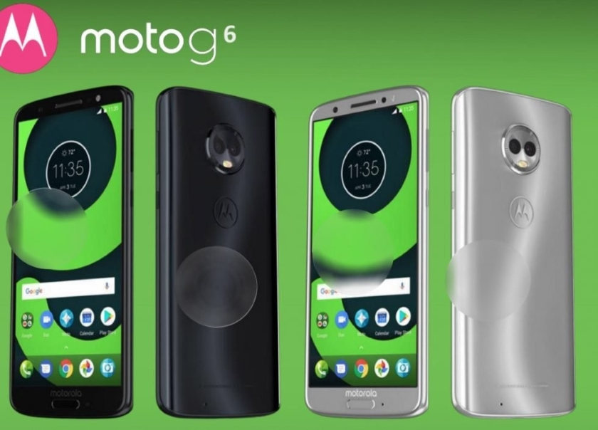 The first details about the line of smartphones Moto G6