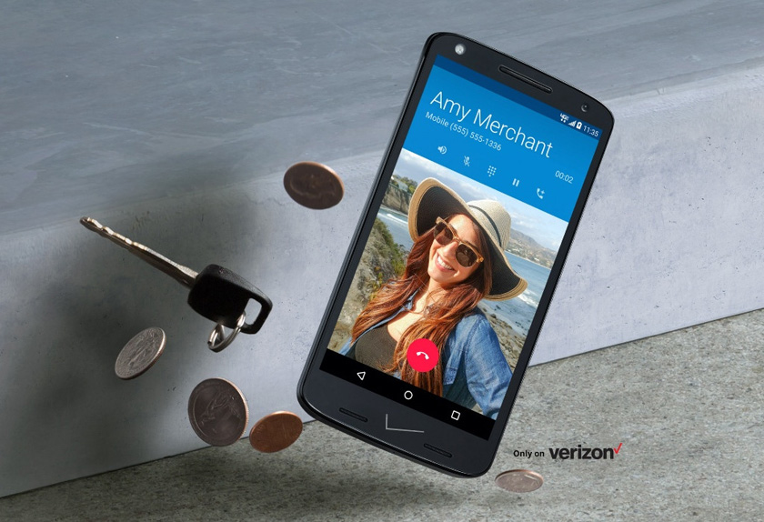 Motorola представила смартфон Droid Turbo 2 с небьющимся экраном