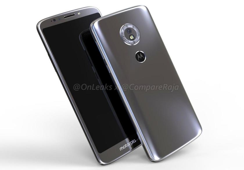 Названы главные характеристики новых телефонов Moto E5