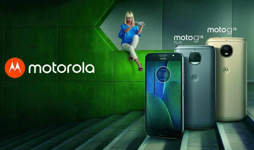 Представлены Moto G5S иG5S Plus сдвойной камерой