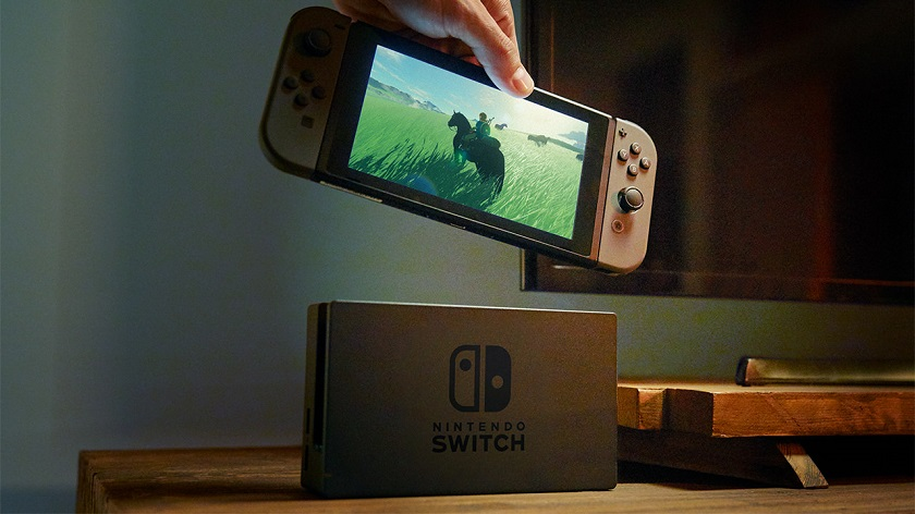 За день до анонса в Сети появилась цена Nintendo Switch