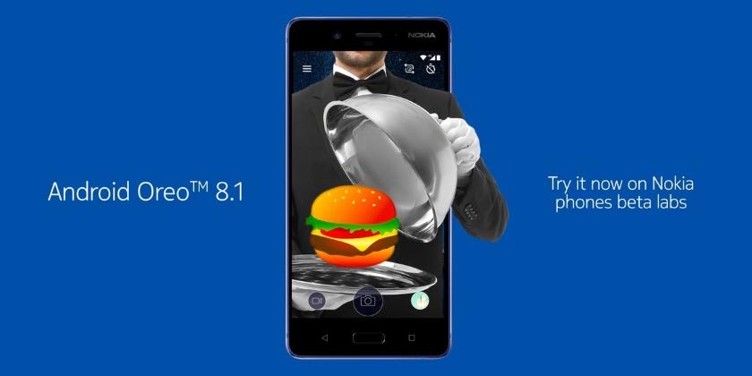 Nokia 8 получила beta-версию Android 8.1