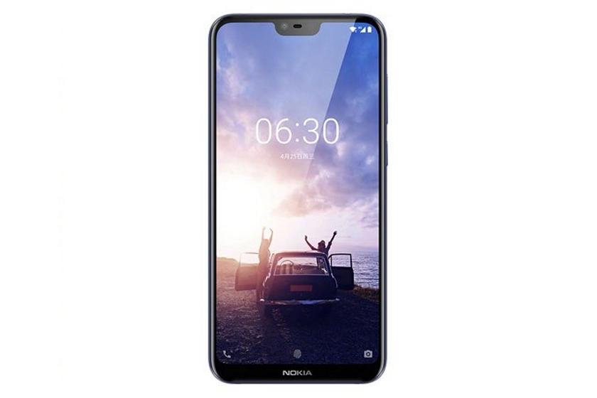Nokia X (X6) на видео: стеклянный корпус, двойная камера и вырез на экране