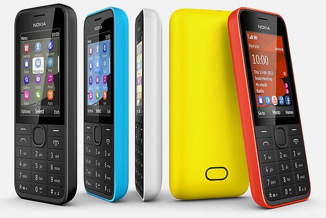разные телефоны - фото 8