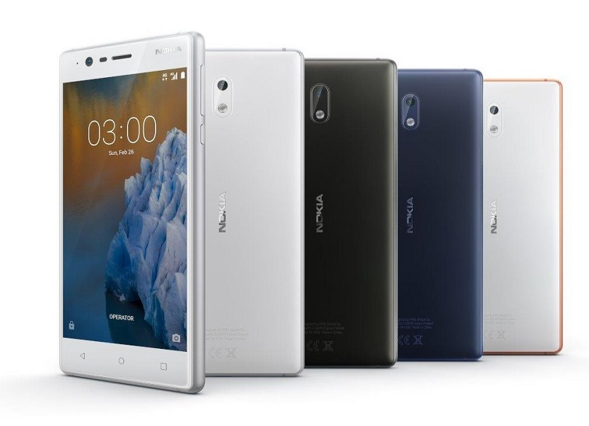 HDM выпустит мобильные телефоны нокиа 7 и нокиа 8 наSnapdragon 660