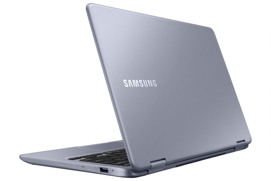 Самсунг обновила ноутбук Notebook 7 Spin