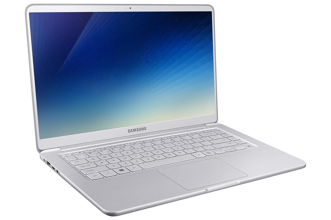 Самсунг показала 1-ый ультрабук обновлённой линейки Notebook 9
