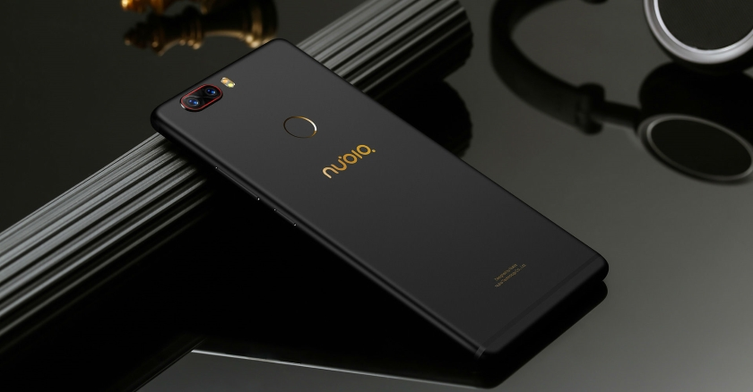 ВWeibo объявили результаты теста Nubia NX606J поAnTuTu