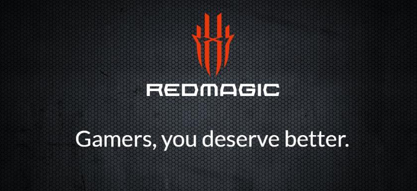 Nubia представила свой игровой бренд Red Magic