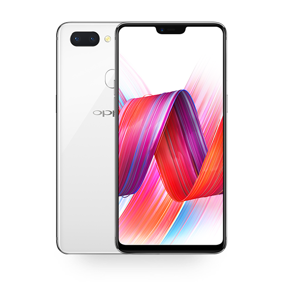 Oppo R15 Dream Mirror Edition: high-quality photos of the smartphone and examples of portrait photos