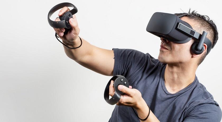 В декабре выйдет контроллер Oculus Touch и наушники Oculus Earphones