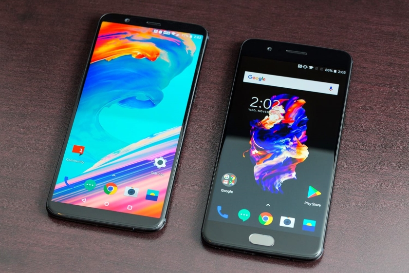 OnePlus 5 and OnePlus 5T smart phones can get Nightscape Night Mode Recording