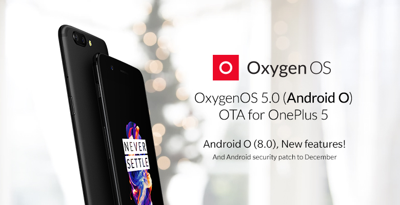 OnePlus canceled the upgrade of OnePlus 5 to Android Oreo due to errors