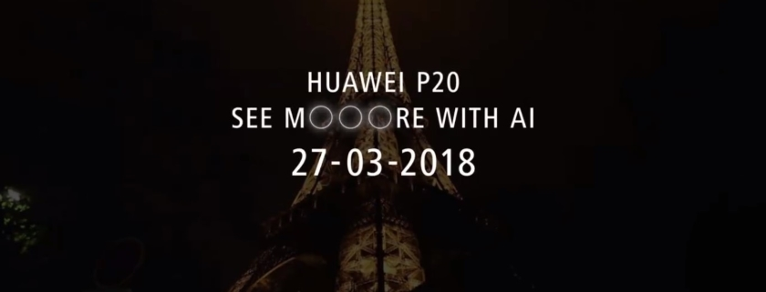 Huawei camera capabilities new flagship P20