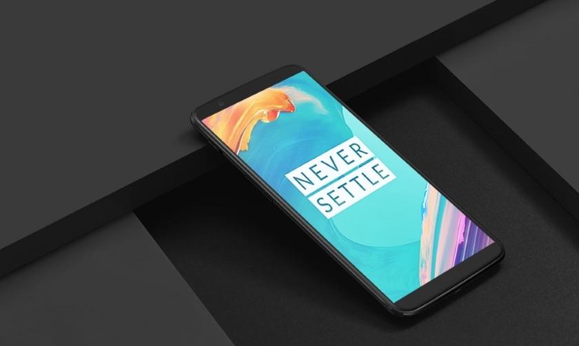 «Живое» фото OnePlus 6: вырез на экране и тонкие рамки