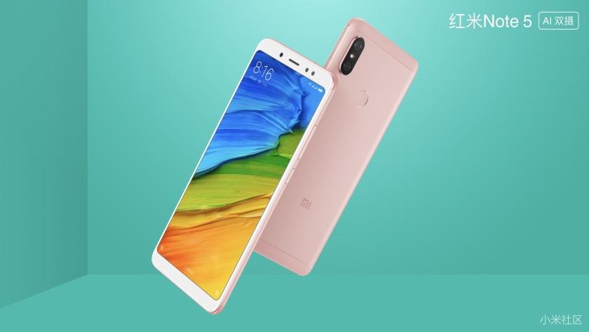 Стали известны цены Xiaomi Redmi 5 иRedmi 5 Plus в РФ