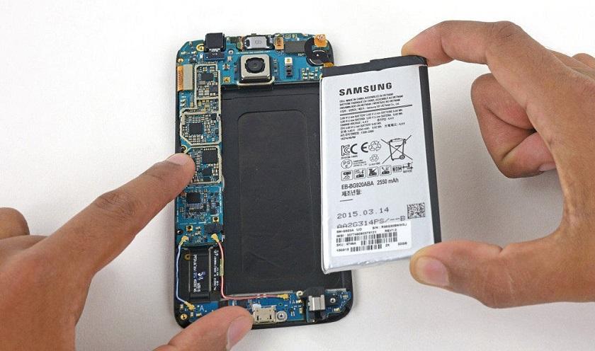 Граждане Южной Кореи жалуются назамененные мобильные телефоны Galaxy Note 7