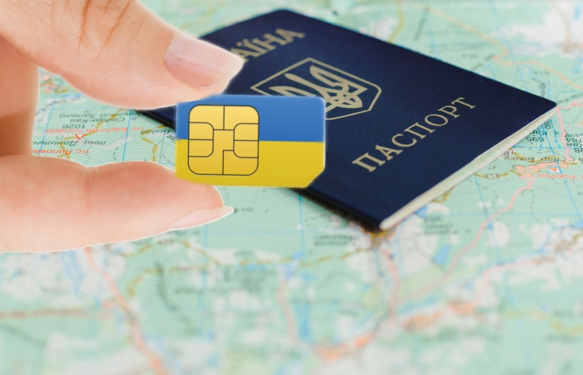 В Україні планують ввести реєстрацію sim-карт по паспорту