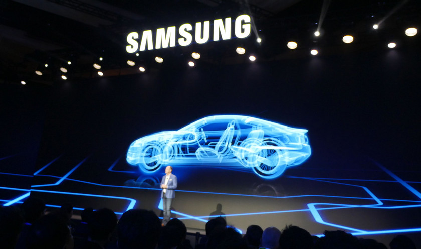 Samsung is preparing its first car chip - Exynos Auto