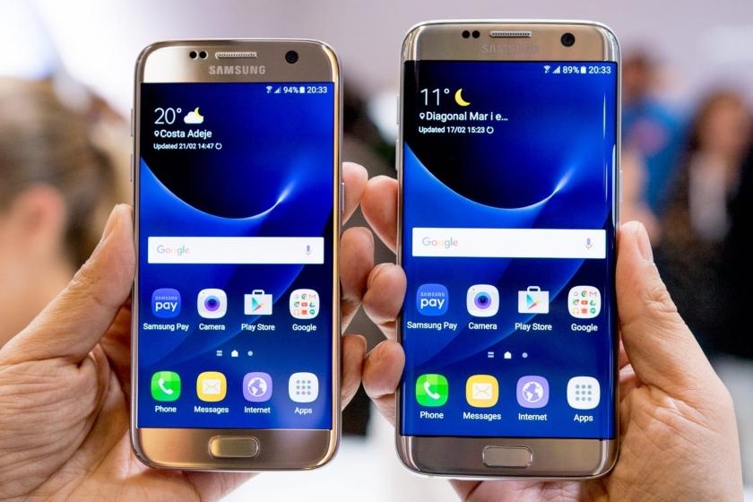 Samsung начал рассылать OTA-обновление Android 8.0 Oreo для Galaxy S7 и S7 Edge