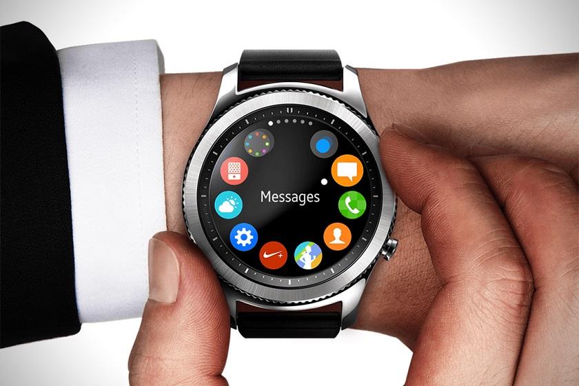 Начались продажи смарт-часов Samsung Gear S3