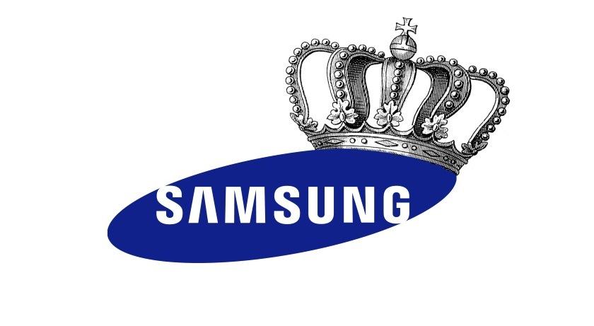 Самсунг обошла Intel истала лидером рынка полупроводников