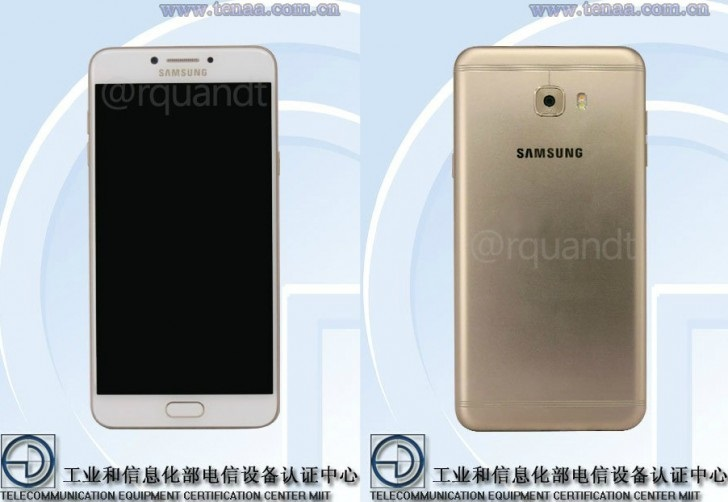 Фаблет Самсунг Galaxy C9 Pro будет доступен ивчерном корпусе?
