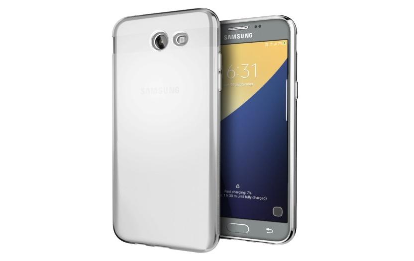 Производитель чехлов рассекретил дизайн Самсунг Galaxy J7 (2017)
