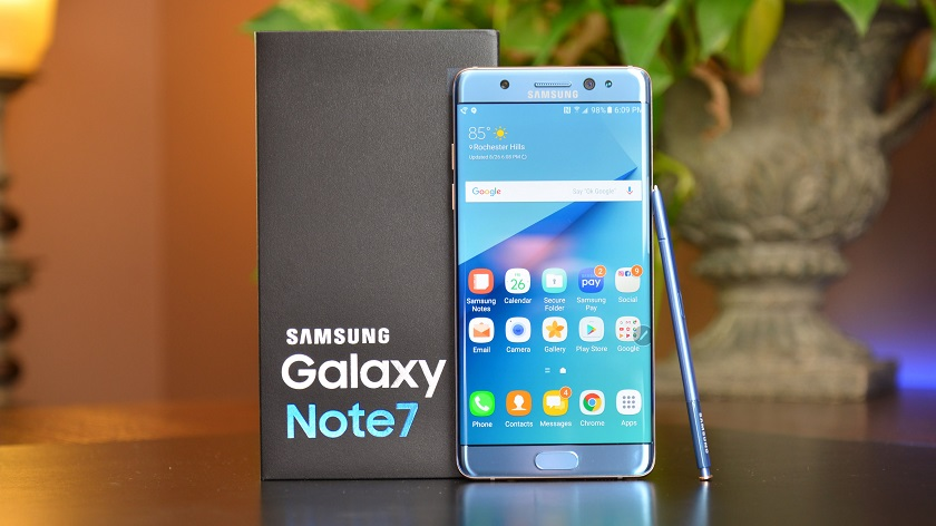 Самсунг проинформировал о восстановлении продаж «взрывающихся» Galaxy Note 7