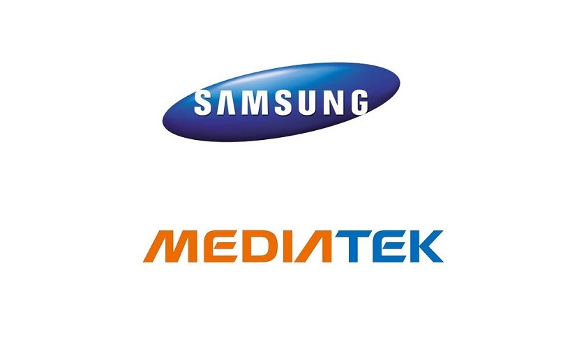 Самсунг поставит насвои мобильные телефоны процессоры MediaTek