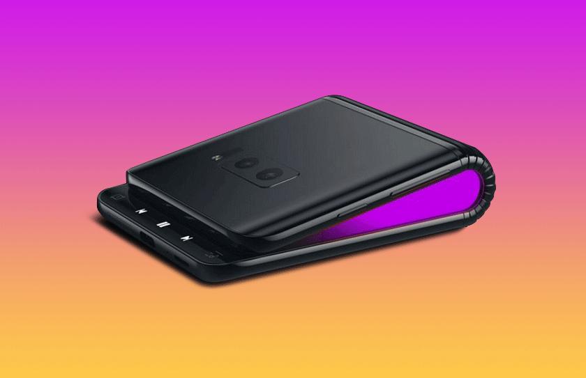 Samsung покажет свой сгибаемый смартфон в начале следующего месяца