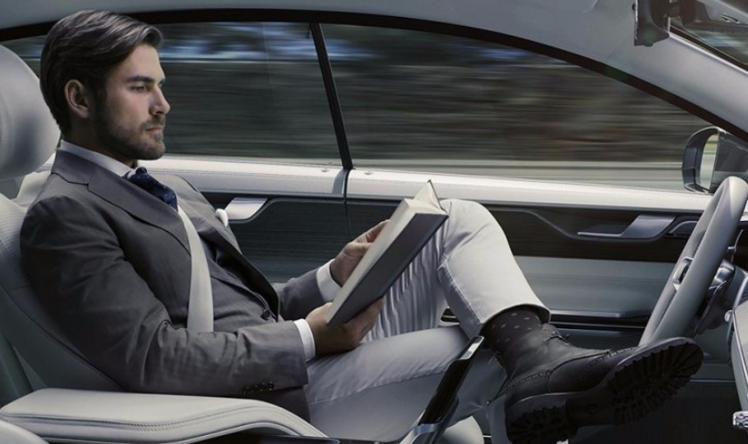 NVIDIA will work on a platform for self-managing cars