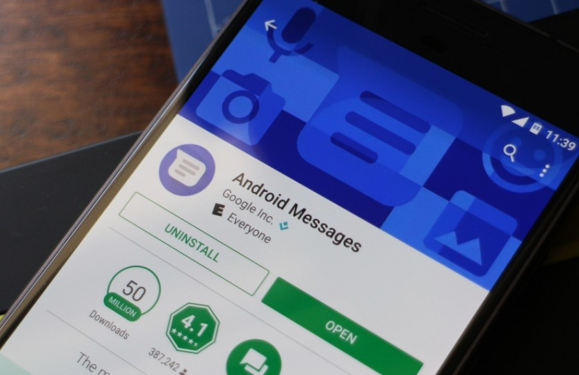 Android Messages will receive a web version for all browsers