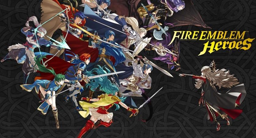 Nintendo показала трейлер игры Fire Emblem Heroes