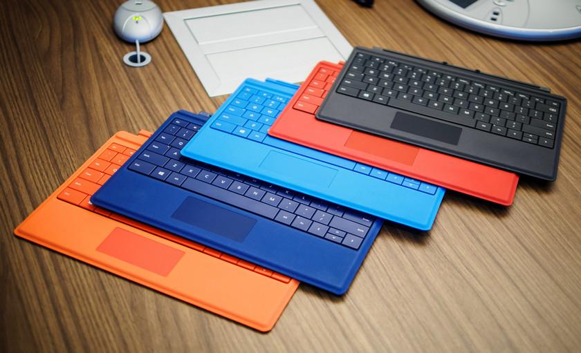 Microsoft хочет сделать чехол для планшетов iPad отApple