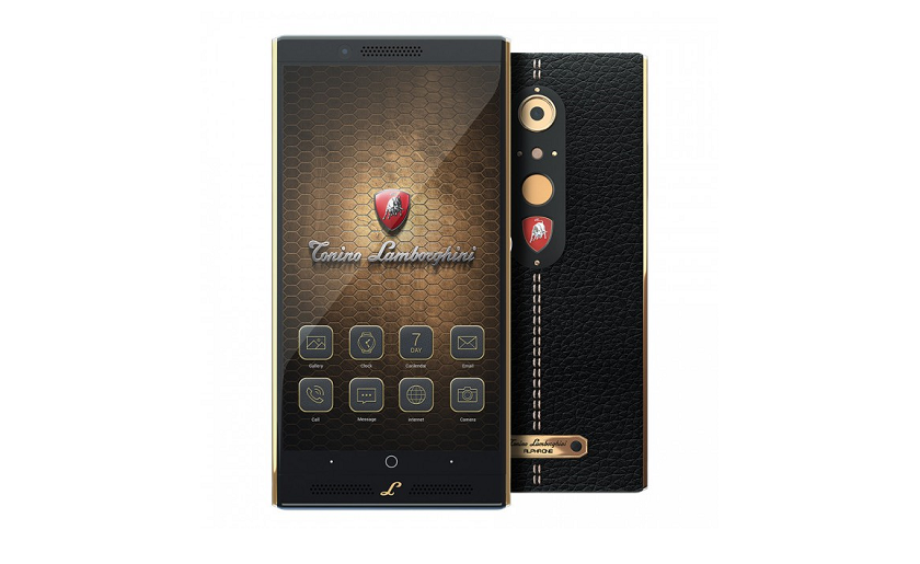 За люксовый смартфон Tonino Lamborghini Alpha One просят 2100 долларов