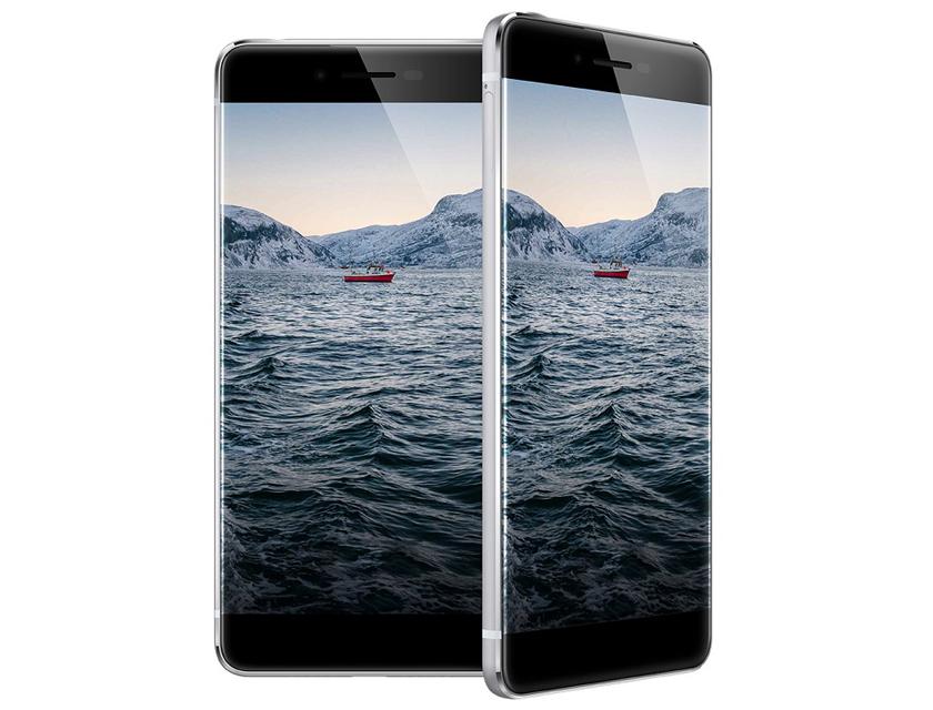 Ulefone Future: безрамочный китайский смартфон с 4 ГБ ОЗУ