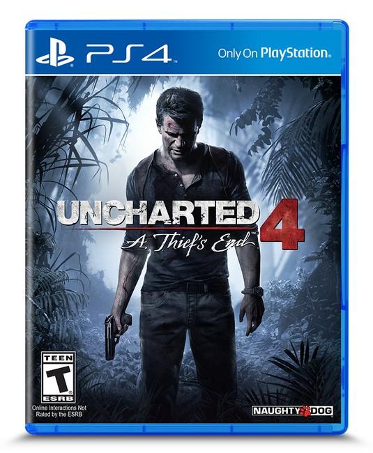 релиз игры Uncharted 4: A Thief's End | gagadget
