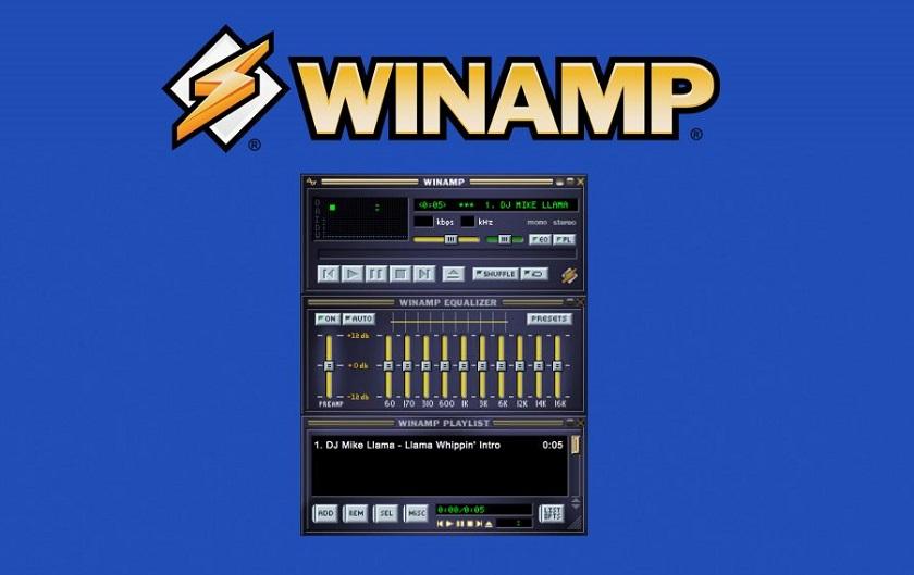 Новейшую версию цифрового проигрывателя Winamp выпустят в будущем году