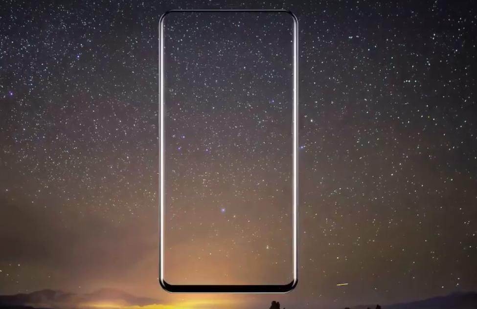 Xiaomi MiMix 2 навсе 100% освободится отрамок