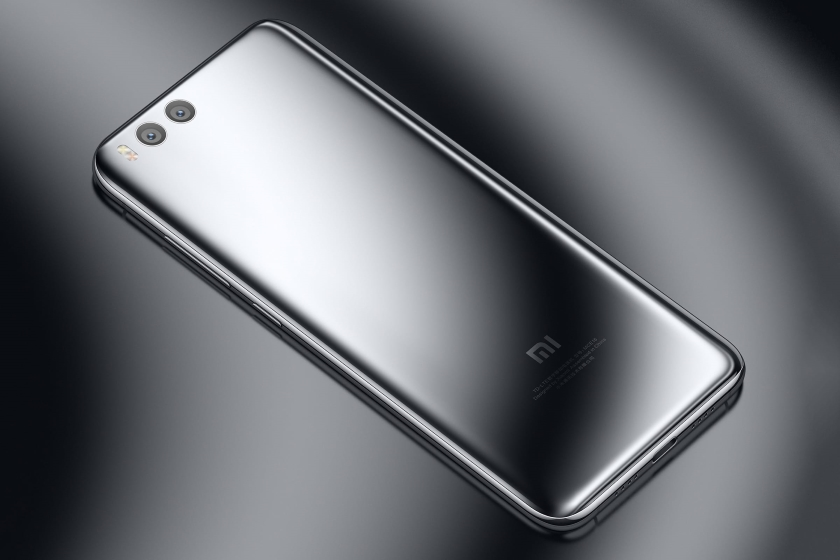 There was a new image of the frameless Xiaomi Mi 7