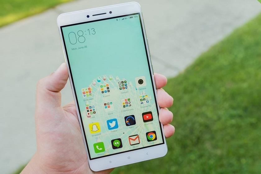 Xiaomi MiMax 2 замечен вGeekbench