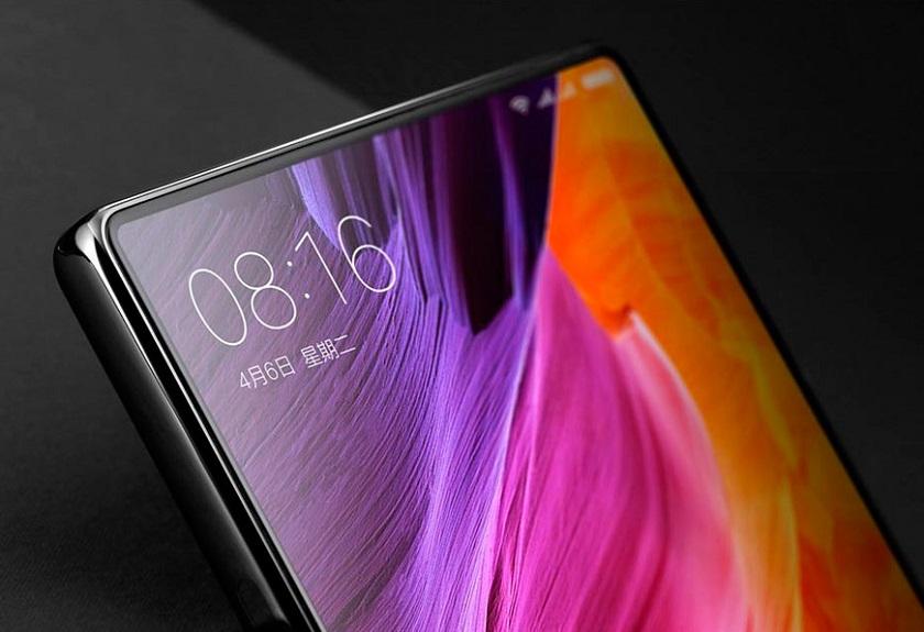Стали доступны характеристики Xiaomi MiMix 2