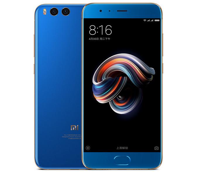 ВСеть попали характеристики ицены будущего флагмана Xiaomi Mi7