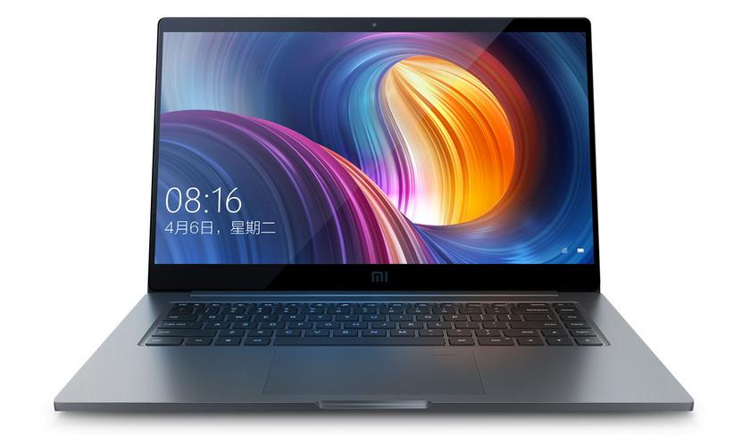 Ноутбук Xiaomi MiNotebook Pro: красота имощь